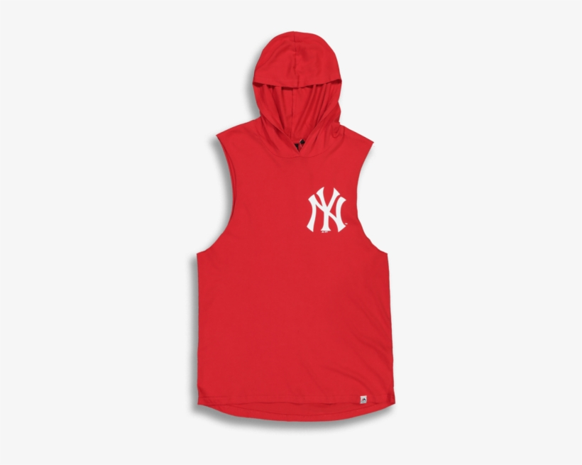 Majestic Athletic New York Yankees Vincennes Muscle - New York Yankees, transparent png #7612150