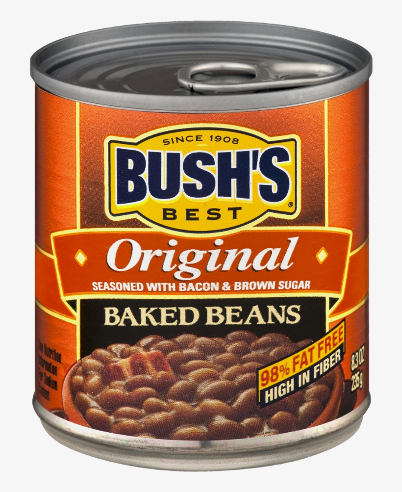 Bush S Original Baked Beans Bush S Baked Beans Free Transparent Png Download Pngkey