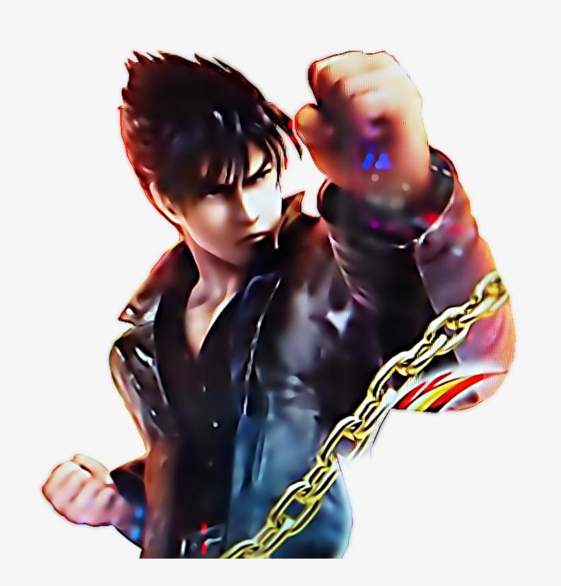 You Jin Kazama Tekken 7 Cr Free Transparent Png Download Pngkey