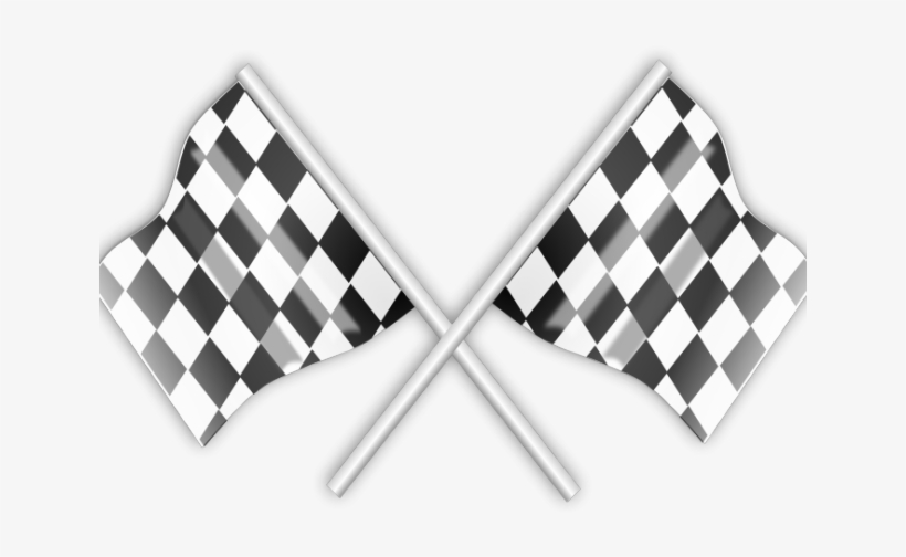 Nascar Clipart Checkered Flag - Lightning Mcqueen Cars Png, transparent png #7619577