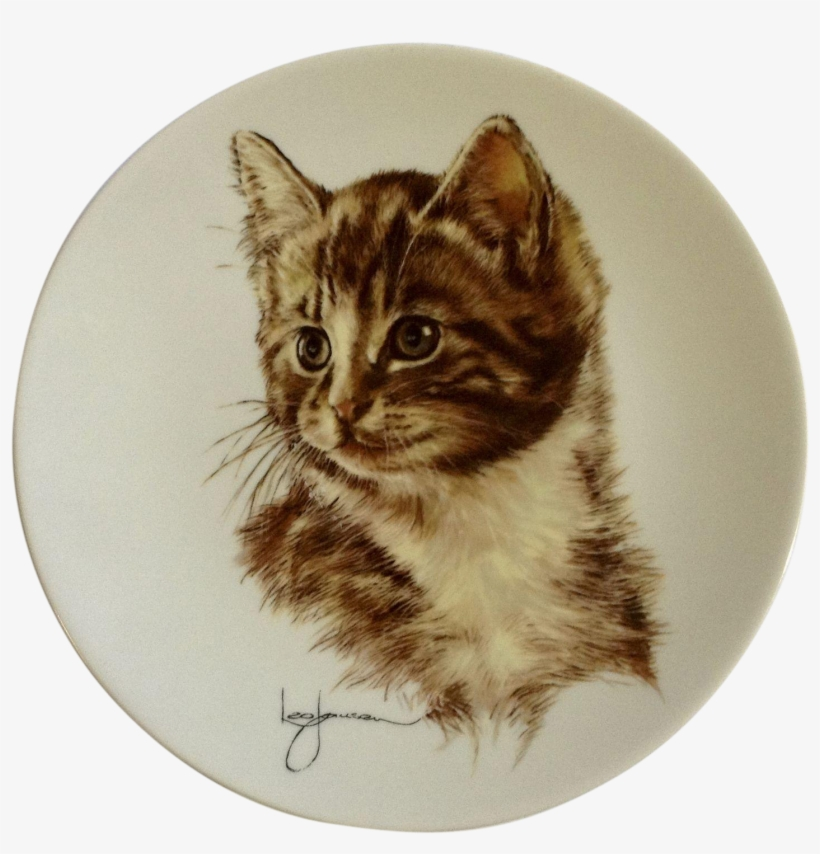 Kern Collectables Kitty Cats Tattoo Cat Collectors - Domestic Short-haired Cat, transparent png #7638186