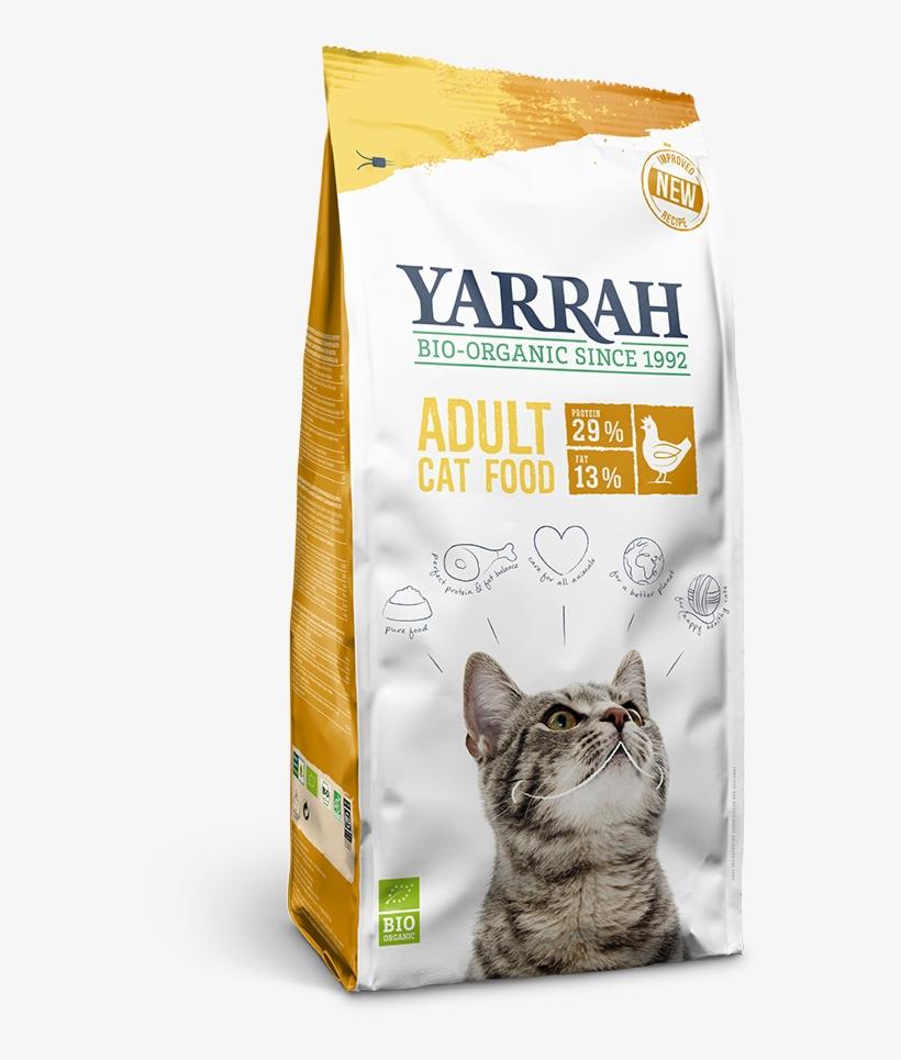 1442 7014n Yarrah Cat - Alimento Vegano Para Gatos Cl, transparent png #7638634