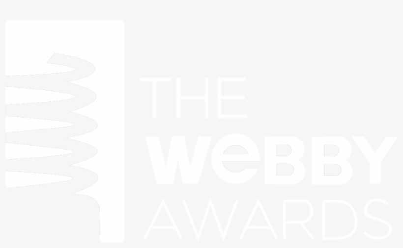 Has Won The Hermes Creative Award, The Webby People's - Webby Awards 2017 Logo, transparent png #7644894