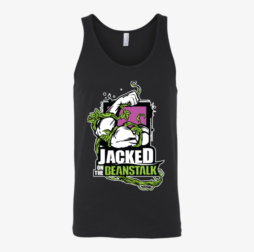 """""""jacked"""" Men's/unisex Tank - Nobody Knows I M A Lesbian Tank Top, transparent png #7646525"""