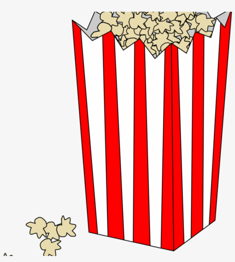 Popcorn bag. Free clipart microwave kettle
