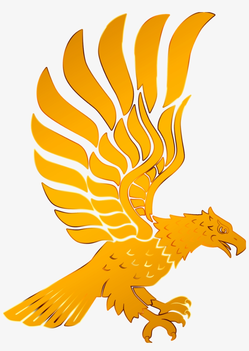Eagle Png Logo - Golden Eagle Png, transparent png #7662270