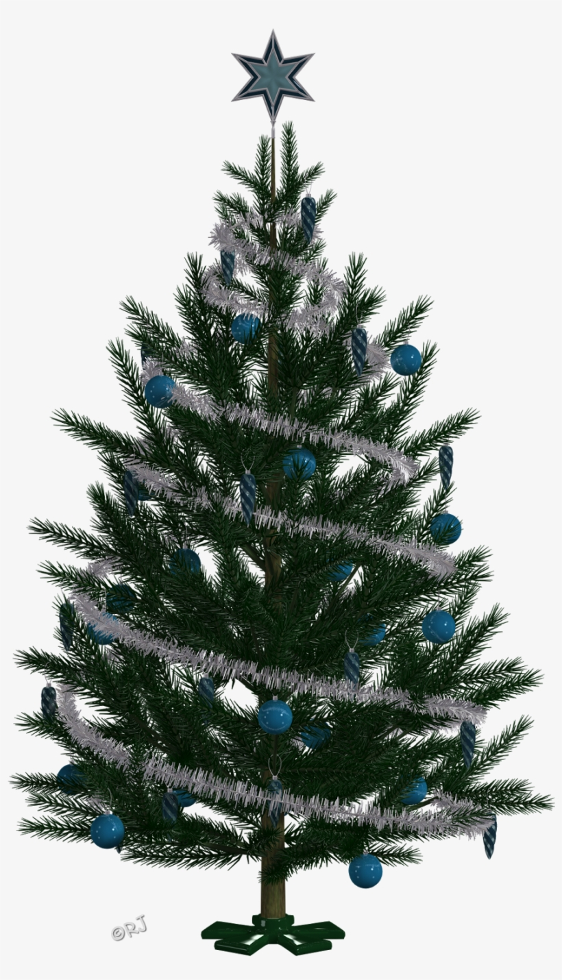 Winter Trees & Christmas Trees - Christmas Lights, transparent png #7662616