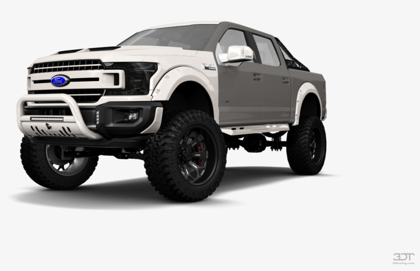 Ford F-150 Truck 2019 Tuning - Pickup Truck, transparent png #7669601
