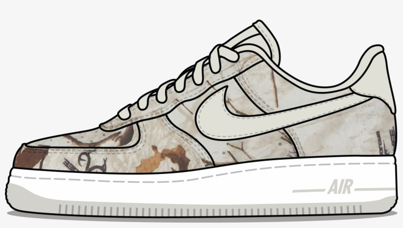 'realtree' Air 1 Lv8 Nike Camouflage Sneakers The Free Force '07 edxBoWrC