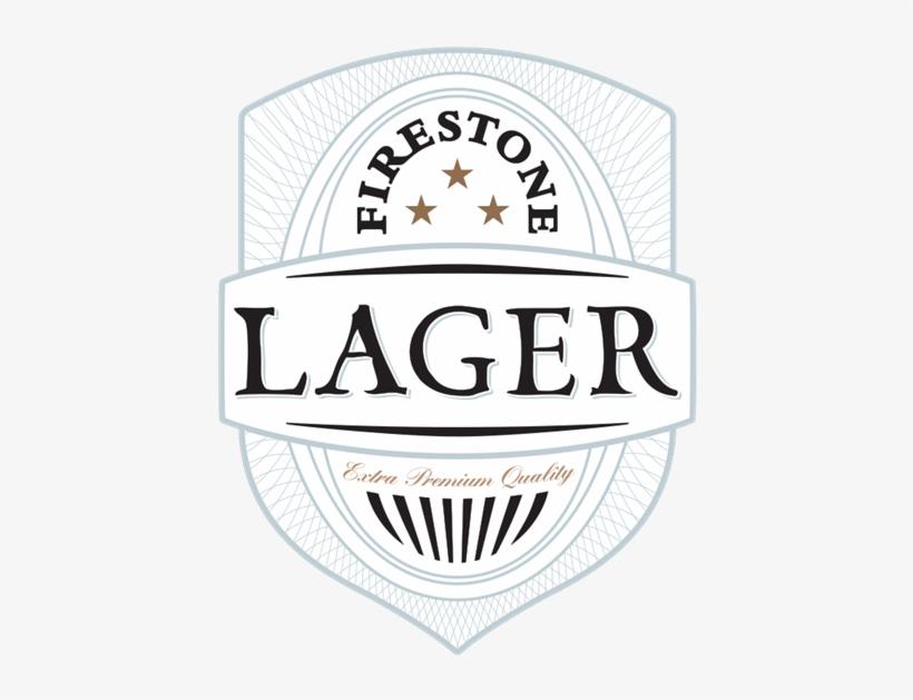Firestone Walker Brewing Co - Firestone Walker Lager Logo, transparent png #7676414