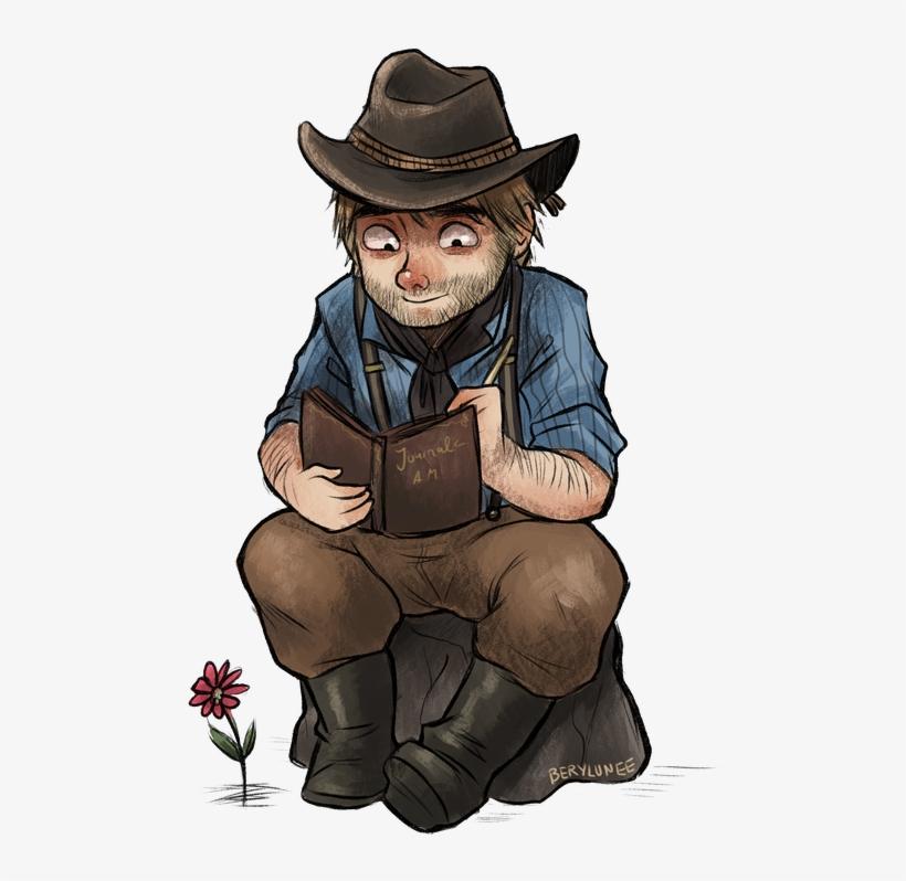 Red Dead Redemption 1, Rdr 2, Read Dead, Rockstar Games, - Red Dead Redemption Fan Art, transparent png #7678267