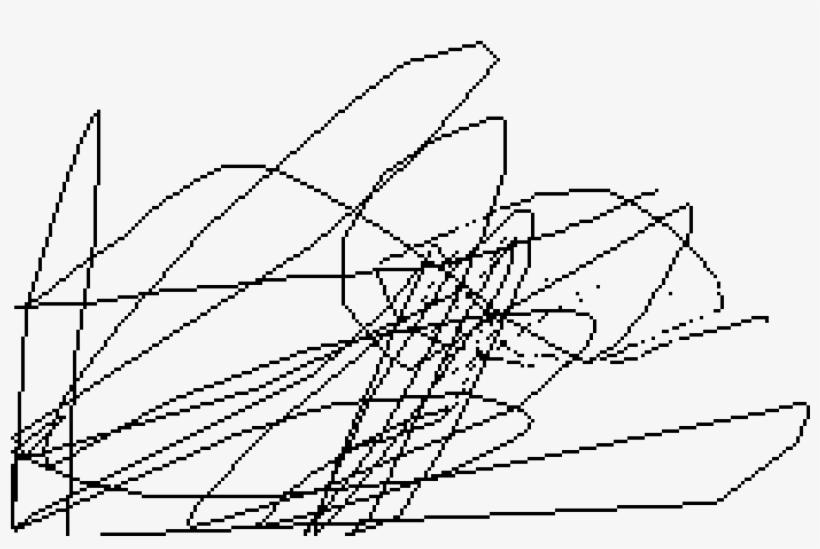 Scribble - Line Art, transparent png #7690764