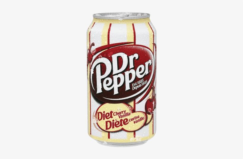Diet Dr Pepper Cherry Vanilla - Diet Dr Pepper Cherry Vanilla, 12 Fl Oz Cans, 12 Pack, transparent png #771029