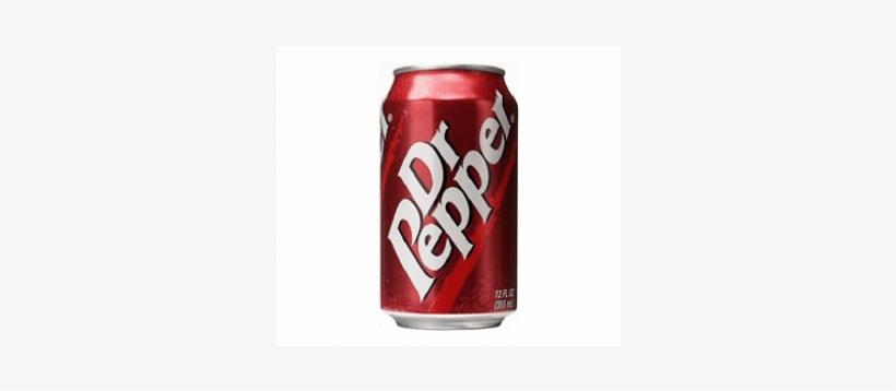 Dr Pepper Can, transparent png #771442