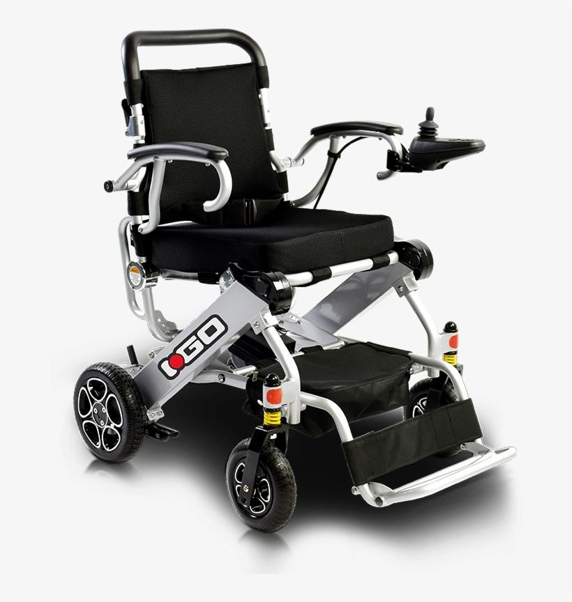 I-go Folding Powerchair - Pride I Go Wheelchair, transparent png #772653
