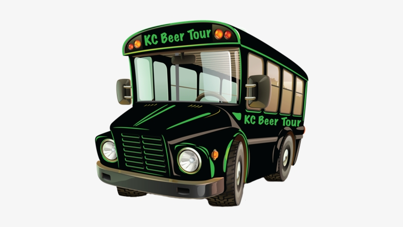 Kc Beer Tour Bus - Kc Beer Tour, transparent png #773703
