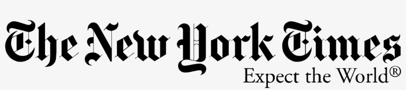 The New York Times Logo Png Transparent - New York Times Letterhead, transparent png #777128