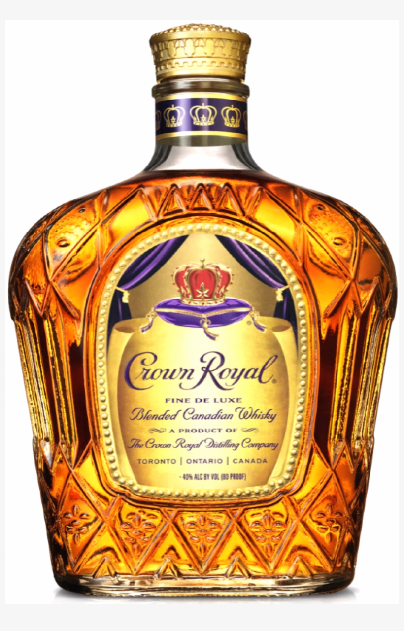 Crown Royal Canadian Whisky 70cl - Crown Alcohol, transparent png #777338