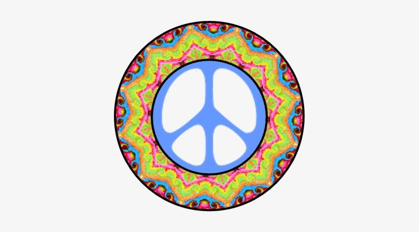 Peace Icon Colorful Transparent, transparent png #777876