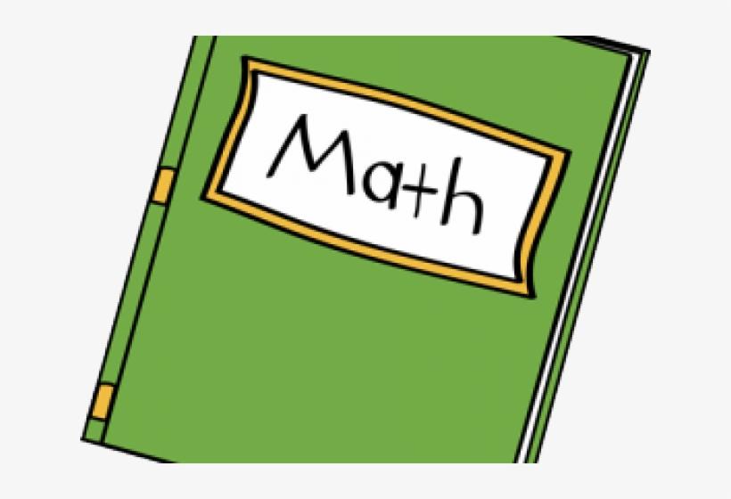 Mathematics Clipart Math Book - Math Notebook Clipart - Free