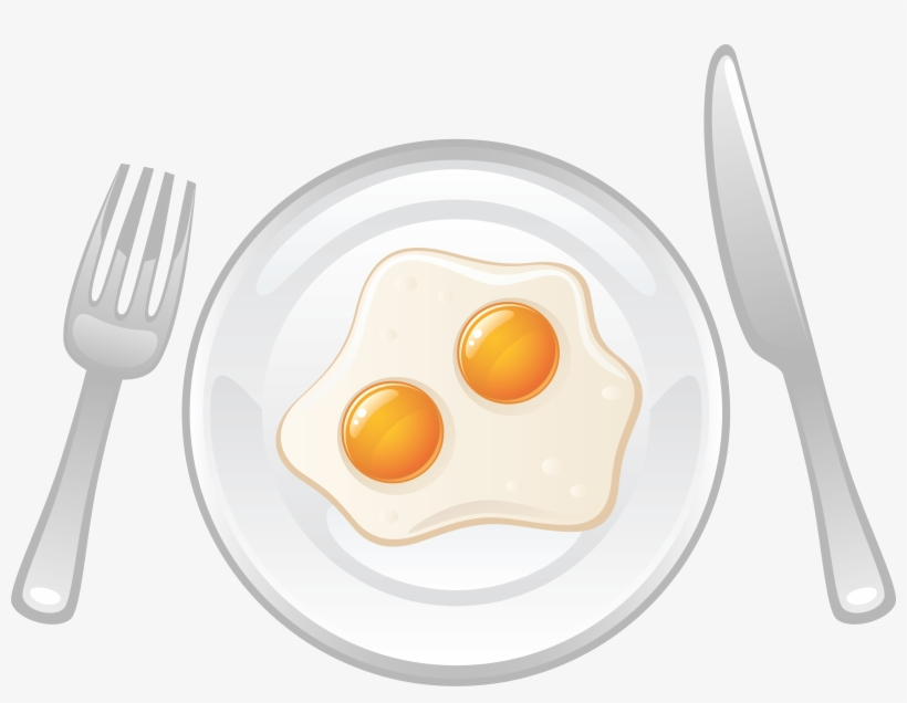 Fried Egg, transparent png #778539