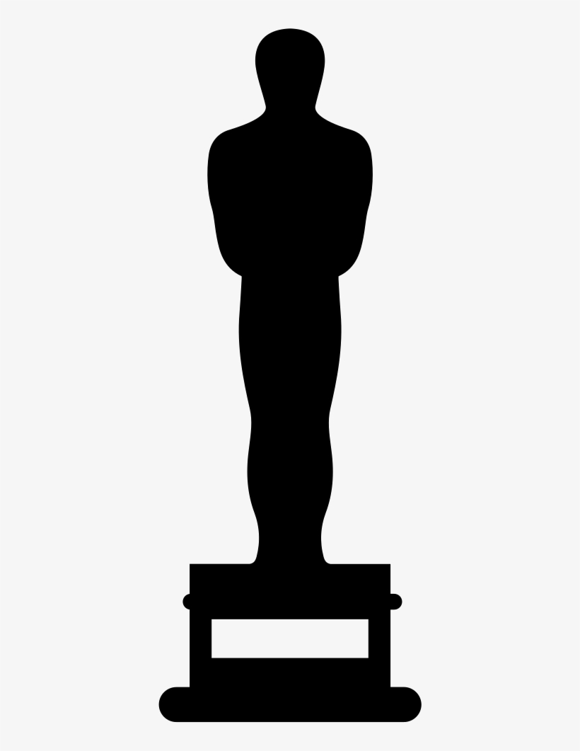 660 Oscar Award Stock Vector Illustration And Royalty - Oscar Icon Png, transparent png #778593