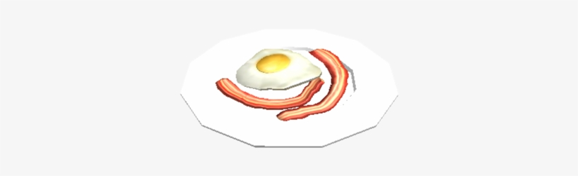 Baconandeggsportion - Fried Egg, transparent png #778918