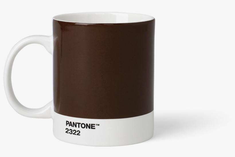 Picture Of Pantone Mug Brown - Coffee Cup, transparent png #7701913