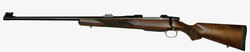 Cz 550 American Safari Magnum Left-hand 375 H&h - 410 Gun, transparent png #7705804