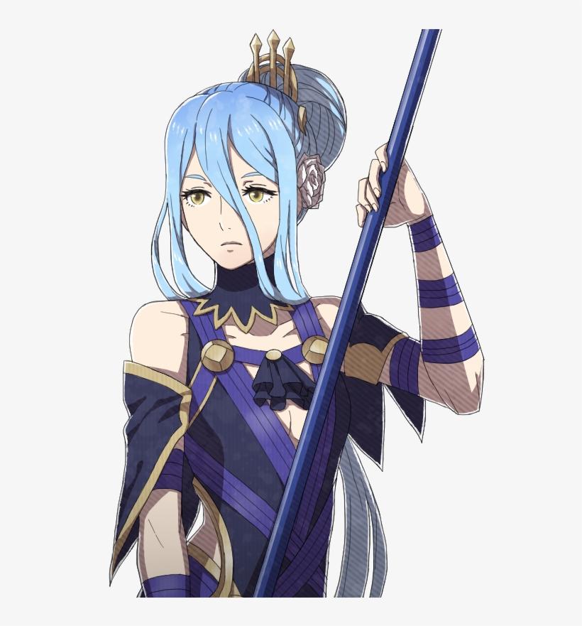 Queen Azura Of The Kingdom Of Nohr Fire Emblem Fates Queen Azura