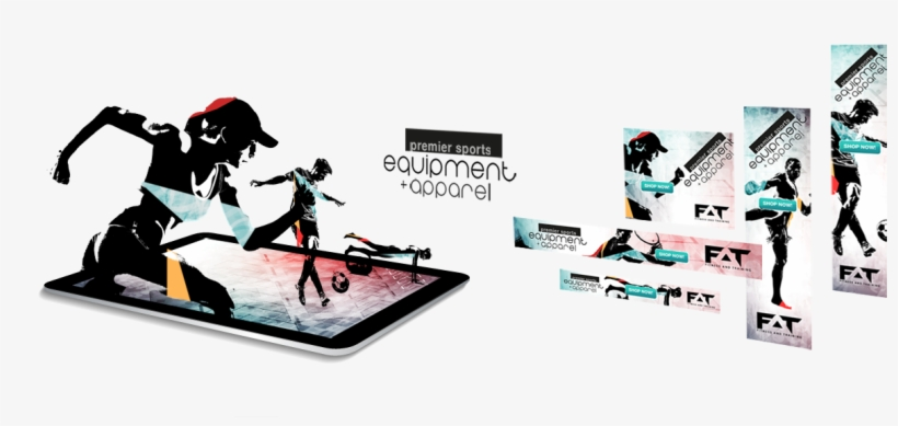Facebook Ad Banner Design Fitness Training - Graphic Design Training Ads, transparent png #7712316
