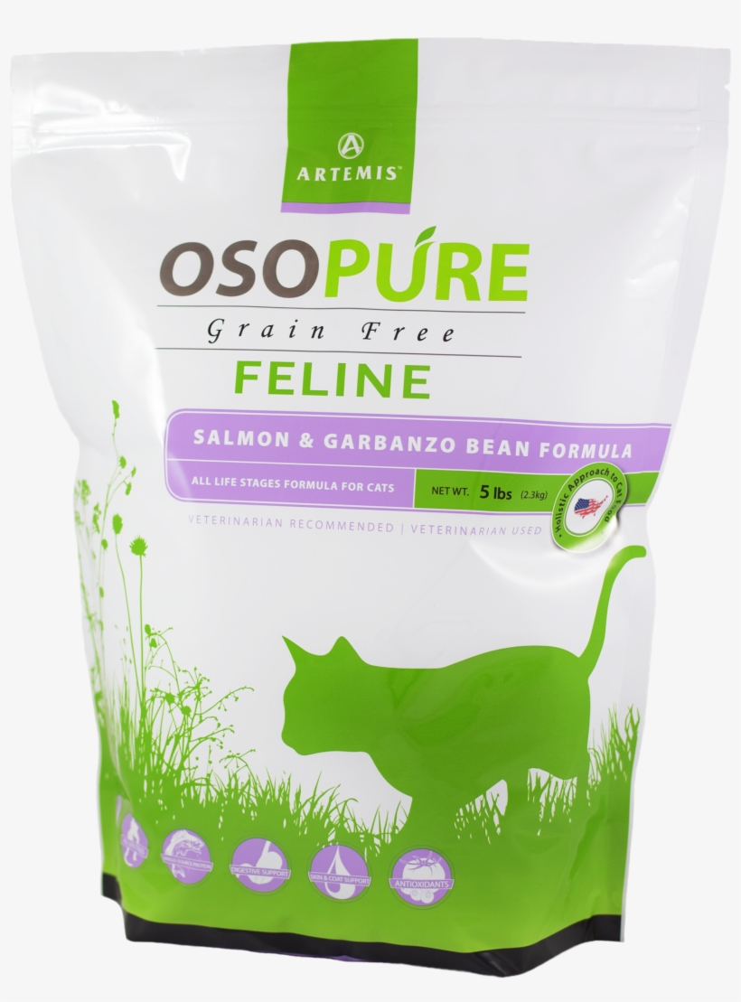 Grain Free Feline - Osopure Grain Free Dog Food, transparent png #7715040