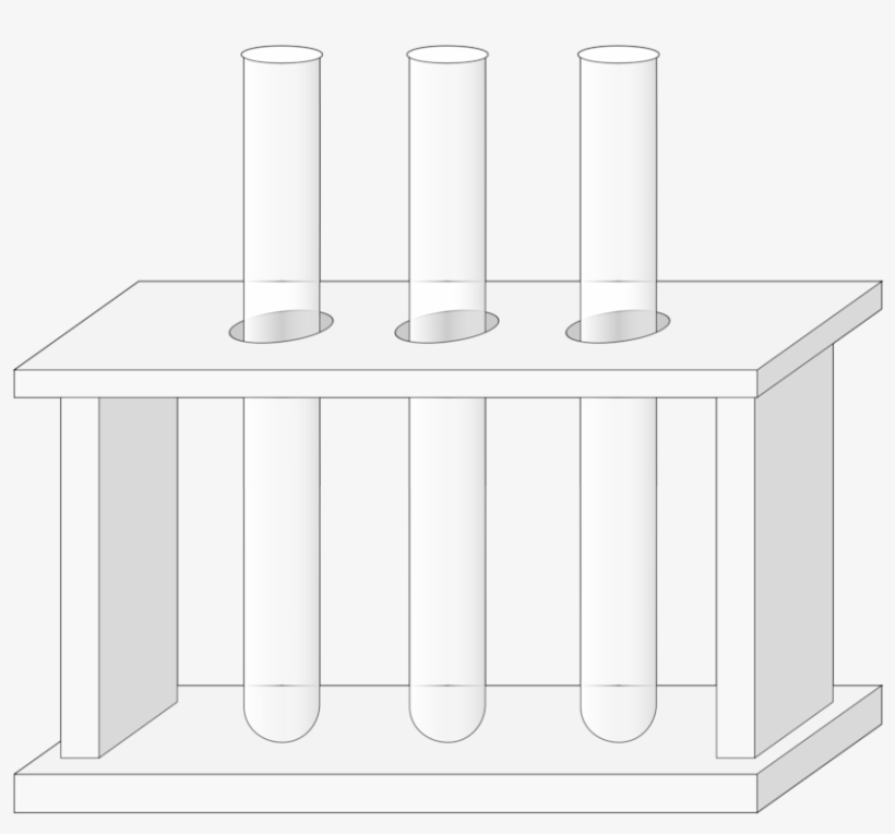 Test Tube Racks Test Tubes Email Byte Angle - Test Tube Rack Clipart, transparent png #7717830