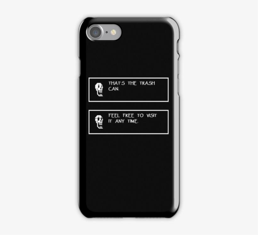 Papyrus That The Trash Can Iphone Cases Skins Png Iphone - Erika Costell Phone Case, transparent png #7718543
