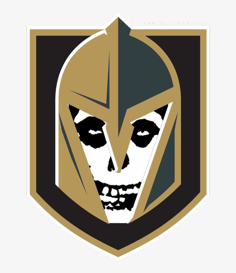 𝑩𝑳𝑯 On Twitter - Golden Nights Las Vegas Hockey, transparent png #7719059