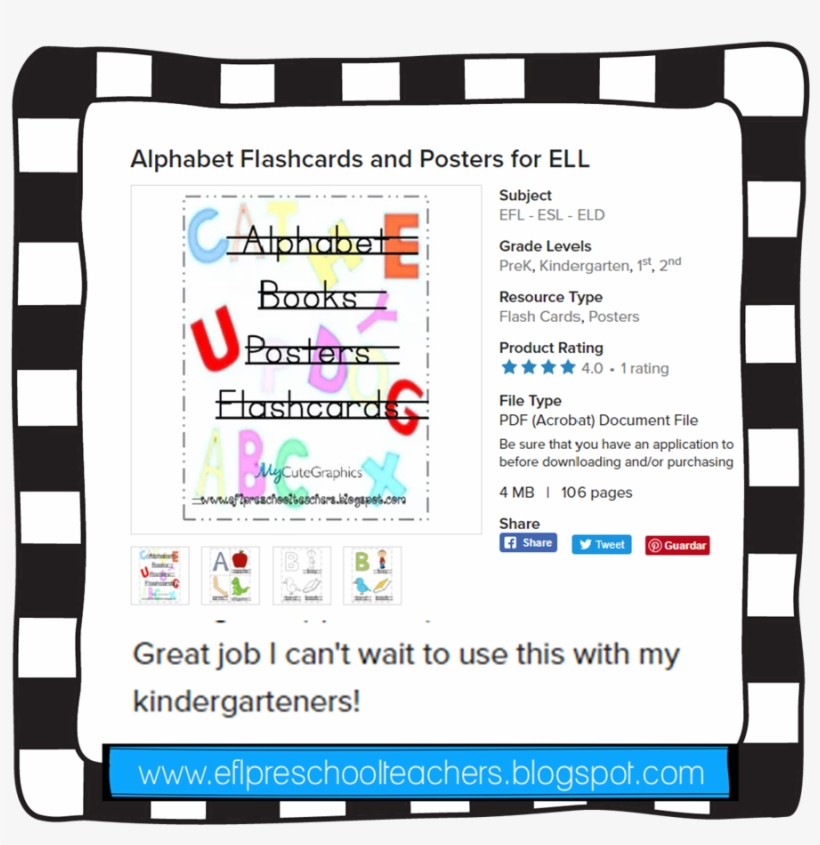 Esl Flashcard Games - English As A Second Or Foreign Language, transparent png #7719695