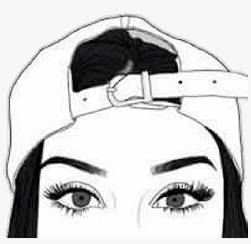 Gente Todo Mundo Quer Imagens Em Png É Desse Desenho - Eyes And Eyebrow Drawing, transparent png #7726157