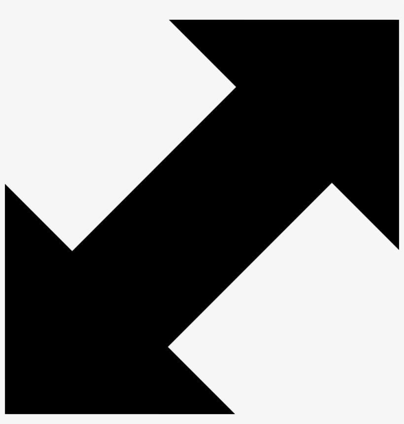 Png File - Doble Sentido Flecha, transparent png #7733316