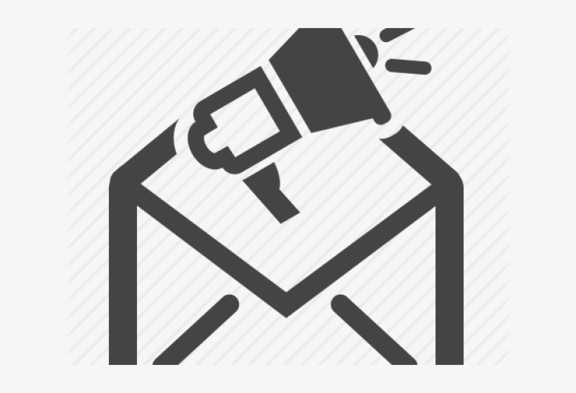 Icon Of Mail Delivery, transparent png #7740627
