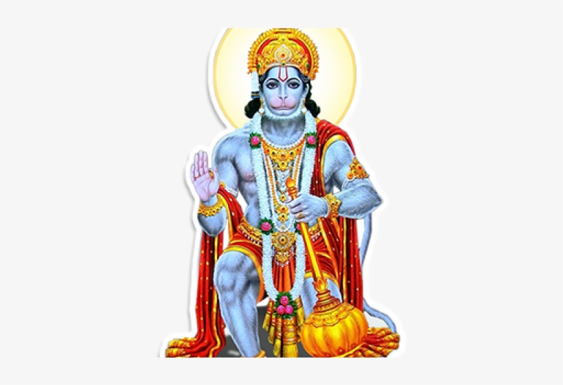 Hanuman Ji Free Transparent Png Download Pngkey