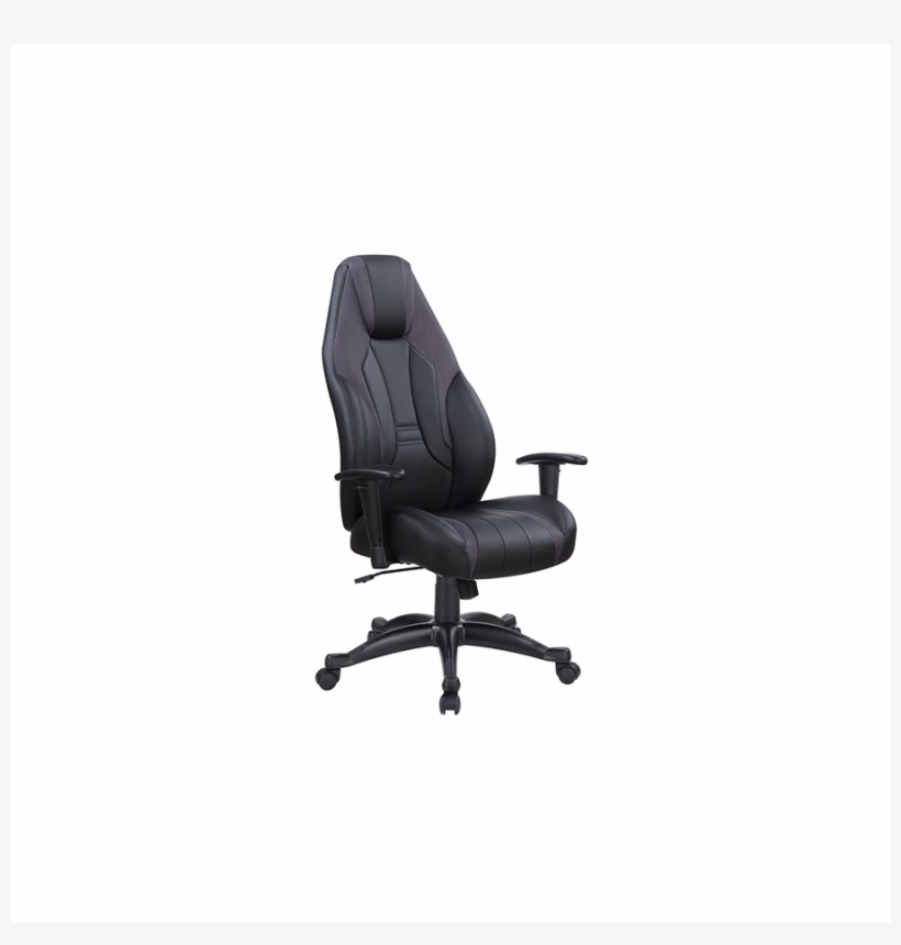 Office Chairs - Mesh Desk Chair, transparent png #7742213