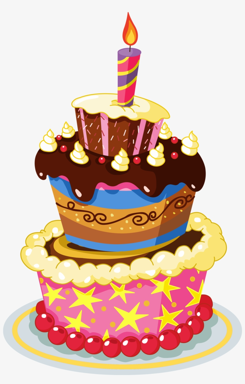 Enjoyable Colorful Birthday Cakes Zwd9 Colorful Birthday Cake Cake Png Funny Birthday Cards Online Fluifree Goldxyz
