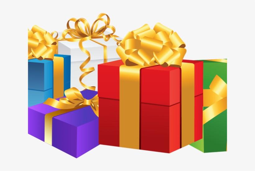 Birthday Present Clipart Prize Presentation