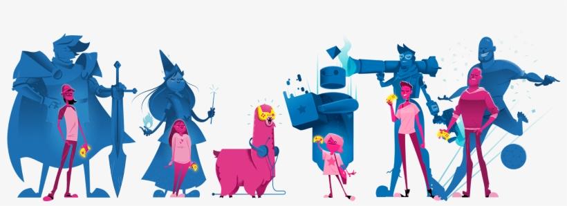 Personajes De Argentina Game Show, transparent png #7762680