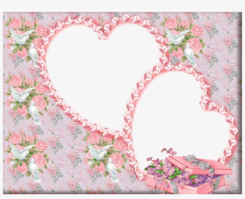 Free Png Download Wedding Photo Frame Psd Free Png - Wedding Transparent Png Frame, transparent png #7765751