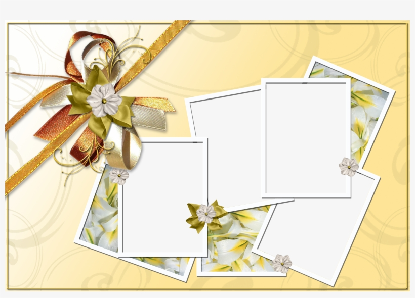 Frame Collage Template - Fondos Para Collage Photoshop, transparent png #7766767