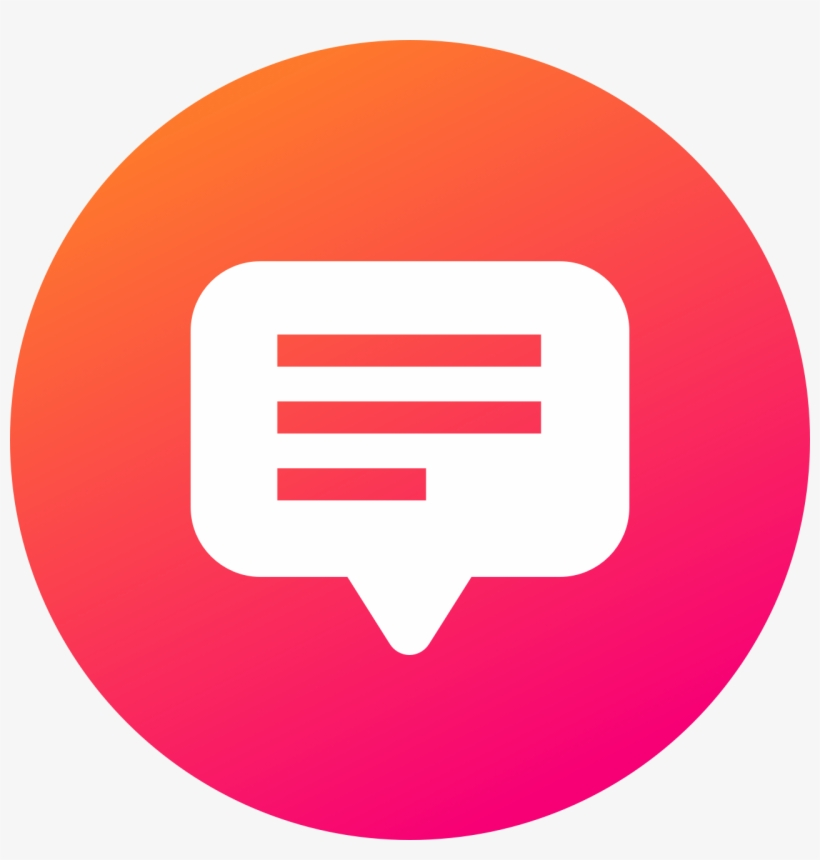 Live Subtitles Icon - Youtube Circle Logo Png, transparent png #7767007