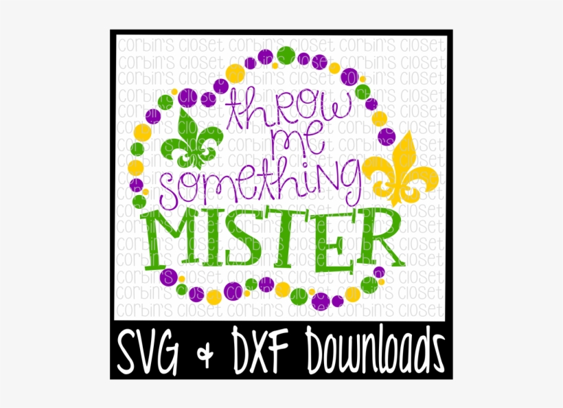 Mardi Gras Beads Transparent Background Scalable Vector Graphics