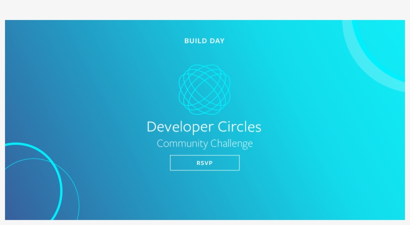 Developers Around The World Are Challenged To Build - Facebook Developers Circles, transparent png #7771387
