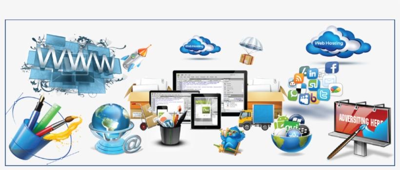 Web Development - Website Design Banner Png, transparent png #7779704